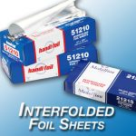 Interfolded Foil Sheets Icon Image_large